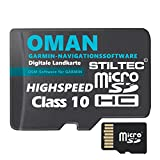 ? Oman Garmin Topo GPS Karte GB microSD Card Garmin Navi, PC & MAC Garmin Navigationsger�te Navigationssoftware ? ORIGINAL von STILTEC � Bild