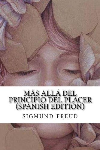 más allá del principio del placer (spanish edition) por sigmund freud