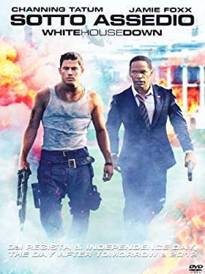 sotto assedio - white house down dvd Italian Import by channing tatum