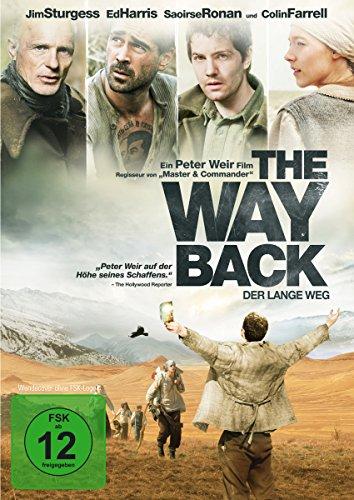 Bild von The Way Back - Der lange Weg