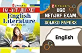 UGC/NET/JRF/SET English Literature (Paper-II) with solved paper Upkar LATEST EDITION