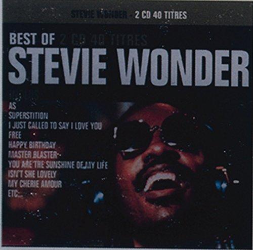 Song review : a greatest hits collection / Stevie Wonder, chant... [et al.]   Wonder, Stevie (1950-....). Chanteur