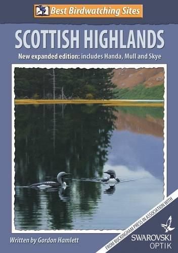 Best Birdwatching Sites: Scottish Highlands por Gordon Hamlett