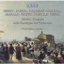 Musica d'organo nella Sardegna dell'Ottocento