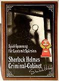 Sherlock Holmes Criminal-Cabinet - Spiel-Spannung für Leute mit Spürsinn.