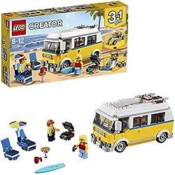LEGO Creator - Le van des surfeurs - 31079 - Jeu de Construction