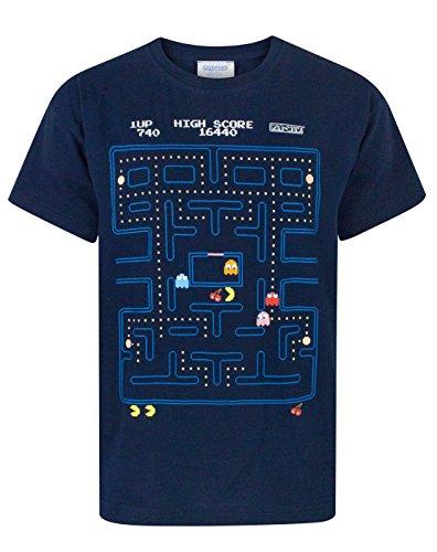 garcons-pac-man-pac-man-t-shirt-9-10-ans