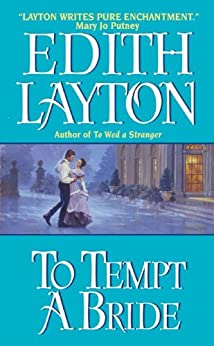 To Tempt a Bride by [Layton, Edith]