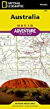 Australien: NATIONAL GEOGRAPHIC Adventure Maps
