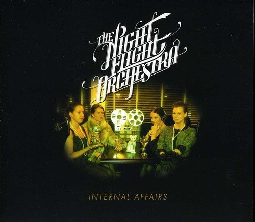 the Night Flight Orchestra: Internal Affairs (Audio CD)