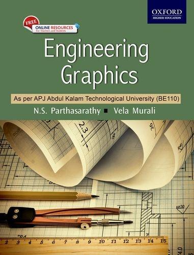 Engineering Vela (ENGINEERING GRAPHICS AKTU [Paperback] [Jan 18, 2016] N S PARTHASARATHY VELA MURALI)