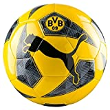 Puma Ball BVB Fan Ball, Cyber Yellow Black, 5, 82899 01