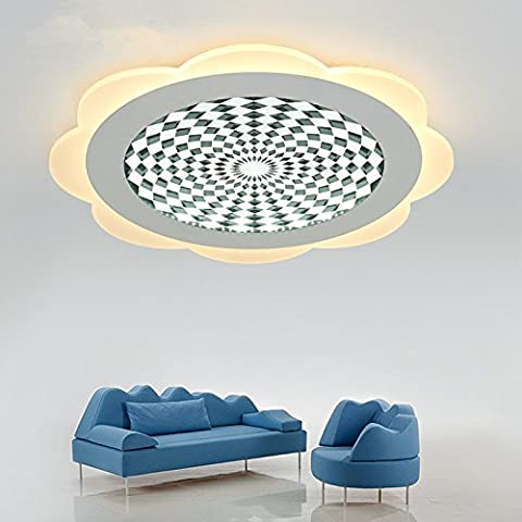 FEI&S creative Led living room bedroom studio ristorante lampada da soffitto,luce mix - Mix Piastrelle