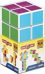 Geomag- Magicube Free Building Cubos magneticos,, 8 Piezas (127)