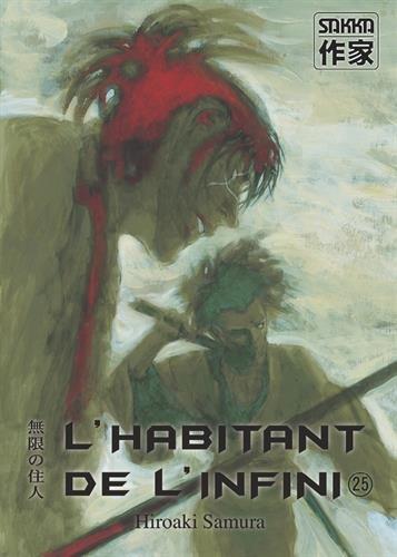 Habitant de l'infini (l') - 2eme edition Vol.25