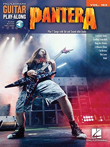 Pantera (Guitar Play-Along) por Pantera