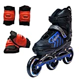 #6: Hipkoo STERLING HIGH QUALITY SPEED WHEELS (ABEC-7) WITH PROTECTIVE SET 2 Skating Kit (assorted)