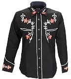 Black Red Western Cowboy Vintage/retro Shirts - Best Reviews Guide
