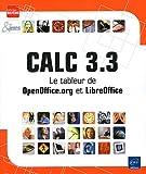 CALC 3.3 - Le tableur de OpenOffice.org et LibreOffice