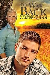 The Way Back: Volume 1 (Kansas) by Carter Quinn (2014-01-29)