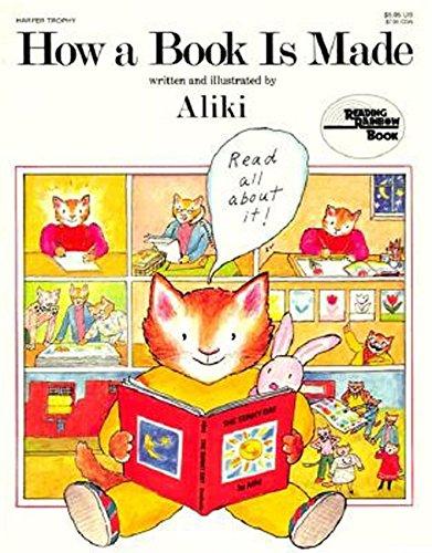 How a Book Is Made (Reading Rainbow Book) por Aliki