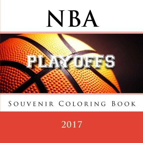 nba-playoffs-2017-souvenir-coloring-book-includes-all-30-nba-logos-to-color-unique-basketball-colori