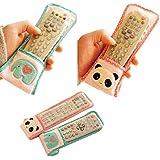 Sunward Cute Remote Control Cover Air Conditioning Tv Remote Control Protective Case Small Muticolor