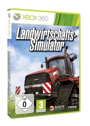 Landwirtschafts-Simulator 2013 (XBOX 360) (Simulator-spiele Für Xbox 360)
