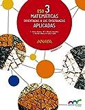 Matemáticas orientadas a las Enseñanzas Aplicadas 3. Trimestres. (Aprender es crecer en conexión) - 9788467852165
