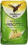 Taureau Ailé Riz pour Risotto Crémeux et Savoureux 1 kg