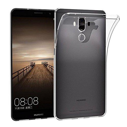 TPU Schutzhülle Silikon Handyhülle Tasche Case Cover für Huawei Mate 10 Pro