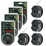 Bosch ART 24273030–36LI Rasentrimmer Trimmer Schneiden Line Spule Feed Gewächshaus (18m, 1.6mm)