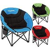 KingCamp Moon Chair Campingstuhl mit Rückentasche