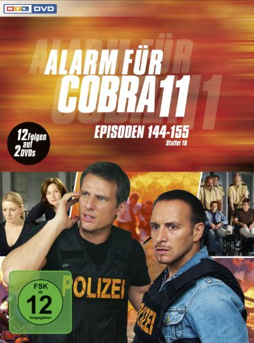 Alarm für Cobra 11 - Staffel 18 (2 DVDs)