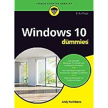 Windows 10 für Dummies (German Edition)