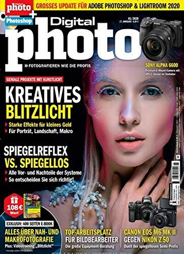"DigitalPhoto 1/2020 \""Kreatives Blitzlicht\"""