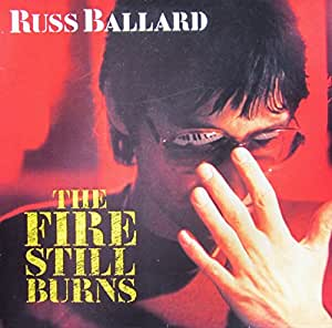 Fire still burns (1985) [Vinyl LP]