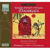 Alfred Deller, contreténor: Intégrale des enregistrements Vanguard - Volume 5