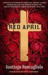 Red April (English Edition)