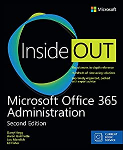 office 365 empresa: Microsoft Office 365 Administration Inside Out (Includes Current Book Service) (...