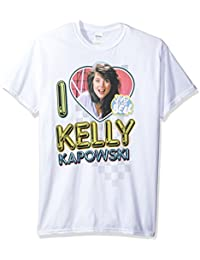 Stab & wound Saved by the Bell - I Love Kelly Men's T-Shirt