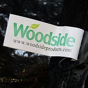 Woodside - Schutzhülle für Sonnenschirm - Groß & Wasserdicht - Schwarz von Woodside bei Gartenmöbel von Du und Dein Garten