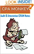 #4: CPA Monkey - CRAM Notes for the CPA Auditing & Attestation Exam 2016-2017 Edition