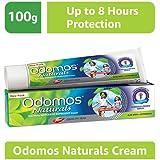 Dabur Odomos Naturals Non-Sticky Mosquito Repellent Cream - 100g