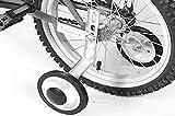 Gravidus Stützräder für Kinderfahrräder, 2er Set