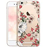 OOH!COLOR Bumper Compatible pour iPhone 6S Plus, Coque iPhone 6 Plus Motif...