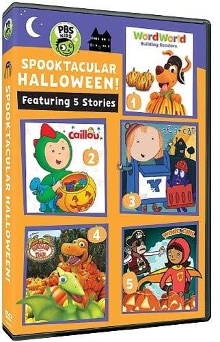 Pbs Kids:Halloween Fun [DVD-AUDIO]