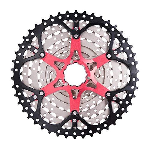 Matedepreso 9-Gang Kassette 11-46T Breitverhältnis Freilauf Mountainbike Fahrradteile