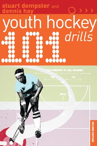 101 Youth Hockey Drills (101 Drills) (English Edition) por Stuart Dempster