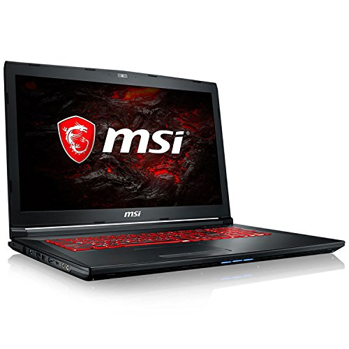 "MSI GL72M 7RDX-886XFR - Intel Core i5-7300HQ 8 Go 1 To 17.3"" LED Full HD NVIDIA GeForce GTX 1050 2 Go Wi-Fi AC/Bluetooth Webcam FreeDOS (garantie constructeur 2 ans) ( Catégorie : PC Portable )"